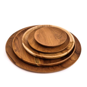 Drveni tanjiri