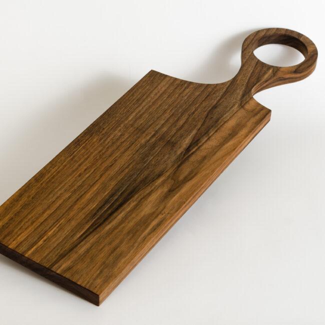 Drvena daska za sečenje Tamnava