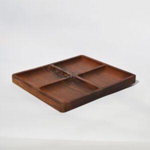 Drvena činija za grickalice Eleonora